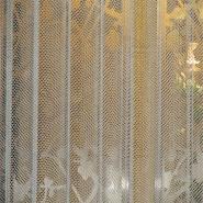 Cheap Price Hanging Metal Sliding Mesh Curtain