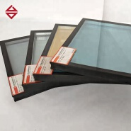 MANUFACTURER PRICE ENERGY SAVING STRONG TEMPERED LOW-E GLASS FOR WINDOW STORM DOOR