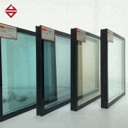 MANUFACTURER PRICE TEMPERED SINGLE DOUBLE TRIPLE SILVER COATED LOW-E GLASS PANEL