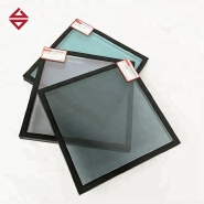 ENERGY SAVING CURTAIN WALL SILVER COATING LOW-E GLASS SHEET PRICE