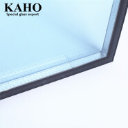 Order Panel Replacement Unit Insulated Window Curtain Wall Price Igu Glass