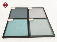 WHOLESALE PRICE TEMPERED LOW-E INSULATED GLASS SHEET FOR WINDOW DOOR