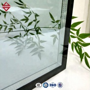 SAFETY BUILDING GLASS TEMPERED LOW-E INSULATING GLASS FOR WINDOW DOOR