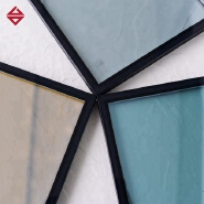 TAIWAN GLASS FACTORY PRICE HIGH QUALITY TEMPERED ANTI REFLECTIVE LOW-E GLASS
