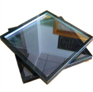 Tempered Clear Double Glazing Insulated Glass Unit Price For Window