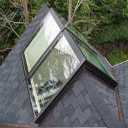 Low-e Glass Double Glazing Coating Reduces Radiation Glass For Skylight