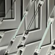 4mm-10mm Emissivity Glass Temperable Online Offline Glass Low-e Glass