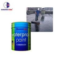 Flexible polyurethane metal rubber waterproofing paint