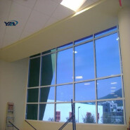 Low -e Glass Toughened Insulated Glass Solar Reflective Paint For For Curtain Wall