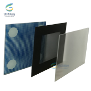 hot sale 6.76 tempered laminated glass safety glass