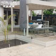 Frameless Swimming Pool Glass Fence