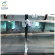 China Safety Toughened glass price 12mm tempered glass weight