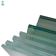 6mm,8mm,10mm,12mm polished edge toughened glass/tempered glass