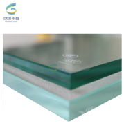 8mm 10mm 12mm thick tempered glass Low iron tempered glass safety glass