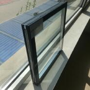 DGU lowe insulated tempered glass with warm edge UV