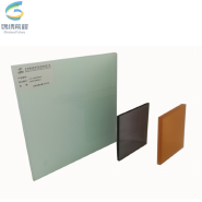 China safety toughened glass price 2mm tempered glass
