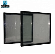 Tempered Safety Insulated Building low e Glass