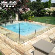 Modern Design Frameless Tempered Glass Pool Fence