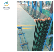 15mm tempered low iron glass greenhouse tempered glass panel
