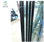High Performance building 3d tempered glass with OEM services