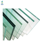 China safety toughened glass price, 12mm tempered glass weight