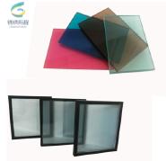 Togen Energy Saving Insulated Building Low E Glass for Facade