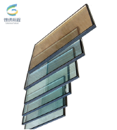 tempered insulated glass for skyscraper made in china