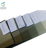 Glorious Future Low-e coated glass in buildingfor insulated glass windows