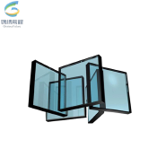 triple insulated glass commercial building