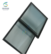 tempered insulated double lowe glass