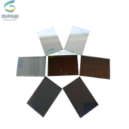Customized temperable single low-e glass