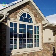 Glorious future Energy Saving Insulated Building Low E Glass windows