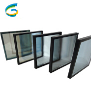 Aluminum Structural Curtain Wall Insulated Glass