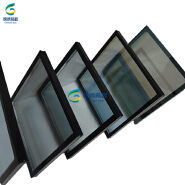 tempered lowe glass saving energy 6mm