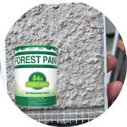 Paint fire retardant for intumescent paint, fire retardant paint lowes