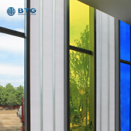 4mm+6A+4mm tinted insulated glass