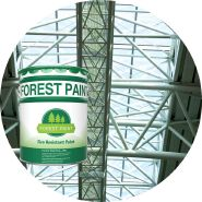 Thick Type Steel Structure Fire Retardant Coating