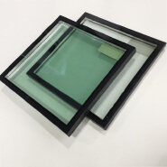 10mm clear+12A+10mm low-e tempered insulated glass