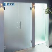 8.76mm-17.52mm smart glass door