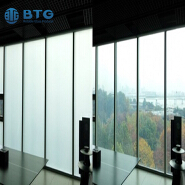 8.76mm-17.52mm smart glass windows