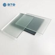 10mm 12mm 15mm 19mm clear sandblasted glass