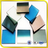 energy saving tempered low E online offline coated insulated glass