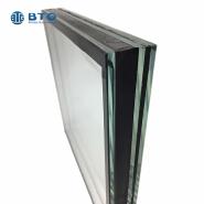 3mm+0.38pvb+3mm+6A+3mm+0.38pvb+3mm laminated insulated glass