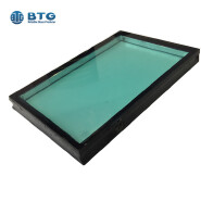 4mm clear+6A+4mm low e tempered insulated glass