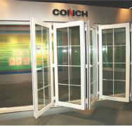 Yingde Conch Profiles Co., Ltd. UPVC Doors