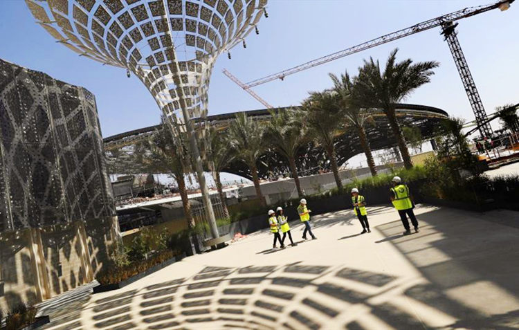 Propose one-year delay for Expo 2020 Dubai