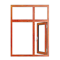 high quality aluminium window frame casement windows without glasses