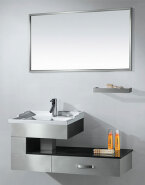 Hot Selling Good Quality Classic Design Stainless steel Vanity