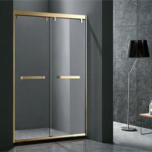 Cheap price of 6mm glass bathroom shower room price EHA09