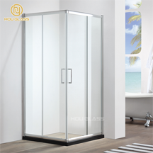 Contemporary hotel Rectangular Bathroom designs shower room